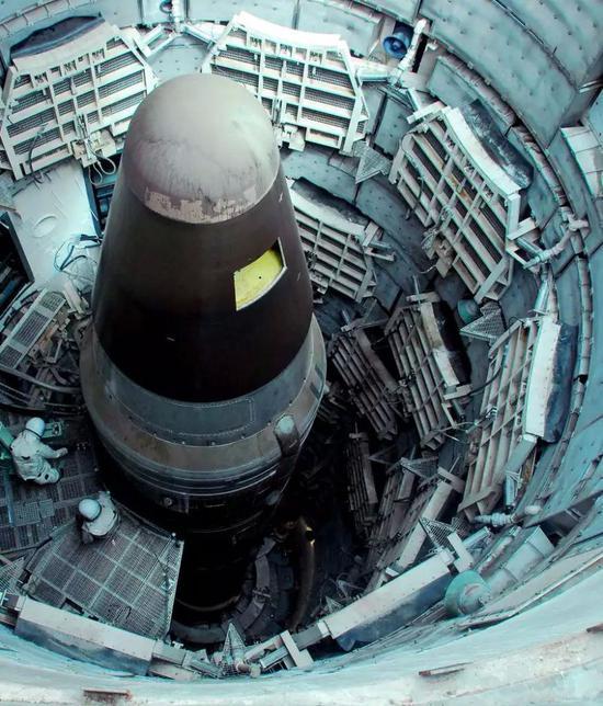 美核战计划曝光:首轮打击6亿人丧生 亚洲重回冰河期