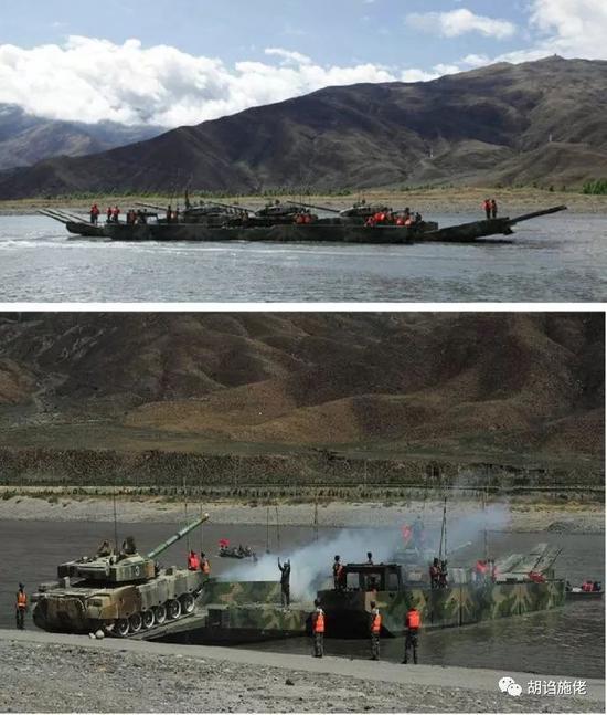 我军引进一装备强化两栖登陆作战 现仍参与演习训练