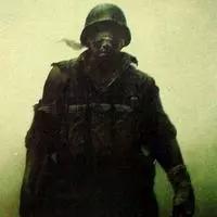 我军自卫反击战一级英雄左眼被打掉右眼打进2块弹片