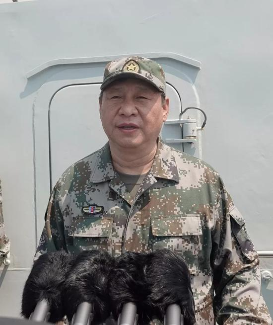 新中国历史上规模最大海上阅兵现场画面曝光(图)情报学就业