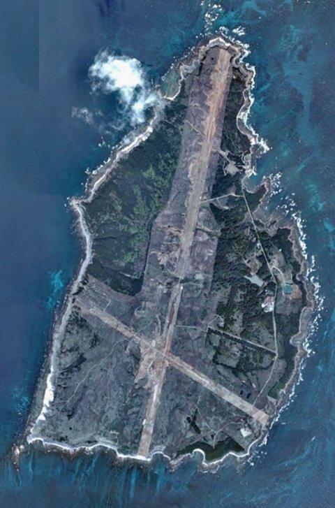 日本要在这个岛建新军事基地 F35一小时即可到上海