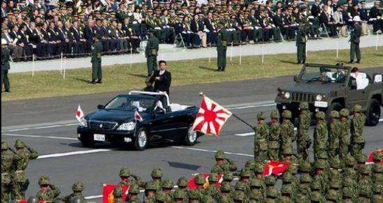 安倍政权渲染中国军力 日本国民对中国看法更趋偏激