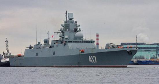 俄海军称今年有26艘新舰服役 俄媒却吐槽吨位太小
