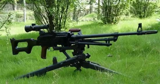 圖片:國產67式重機槍