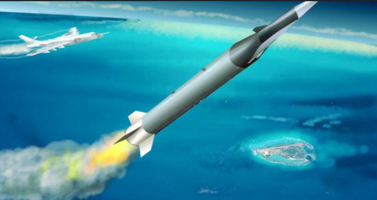 美媒:轰6携全球最大空射导弹亮相 对航母威胁极大