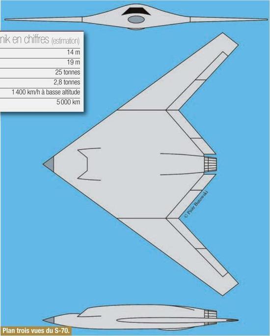 這款飛機裝備機頭雷達,未來也可能發射空空導彈和空地導彈