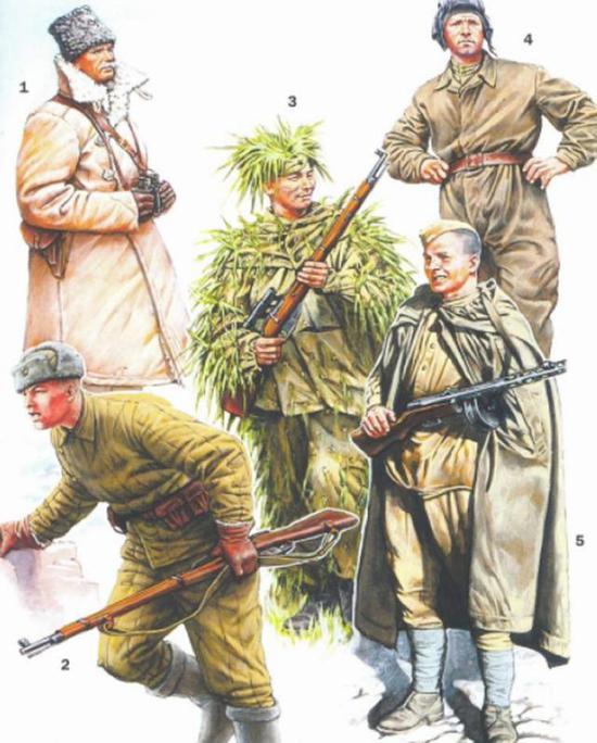 苏军曾一仗被歼整个集团军 3位少将战死司令却当叛徒