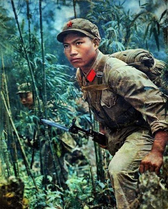 60年代的解放军