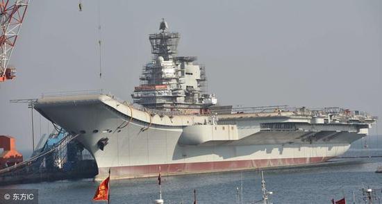 那么作为辽宁舰的翻版的国产新型航母为什么也还要进行侧倾试验呢?