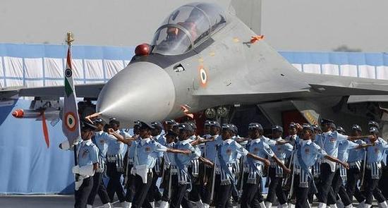 印度空军开始史上最大规模军演 检验对中国作战能力五行御妖奇谭