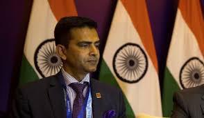 印度外交部发言人拉维什・库马尔