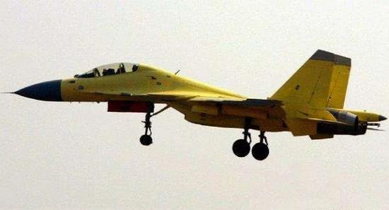 中国改进歼15S战机 取消空速管或换装相控阵雷达张艺谋和他的2008