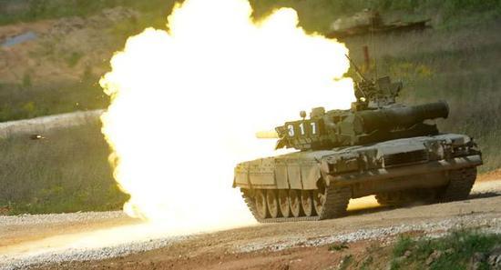 """这种被称为""""喷气坦克""""的地面作战武器,被认为将保护俄罗斯最北端的地区。"""