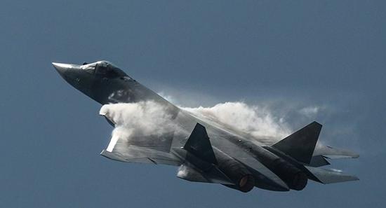 俄军多架苏57战机曾在叙利亚测试 验证发现F22能力