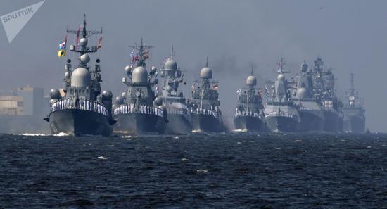 俄上将:22350护卫舰至少建18艘 少量建造有害无利天上人间会相逢