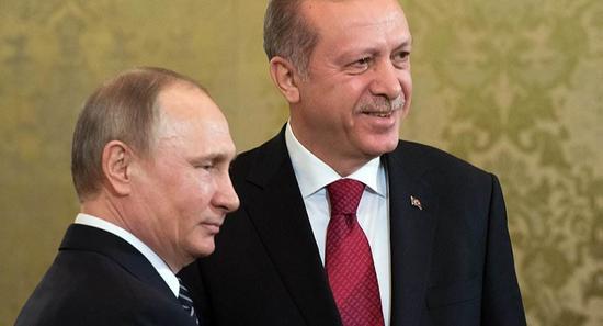 土耳其国防部:俄土确定叙利亚伊德利卜非军事区边界