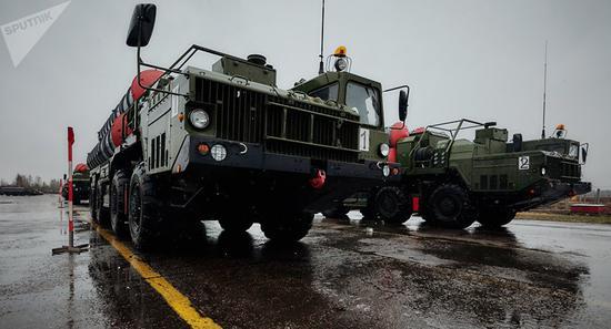 俄完成向土交付S400第一阶段 下步授权在土生产