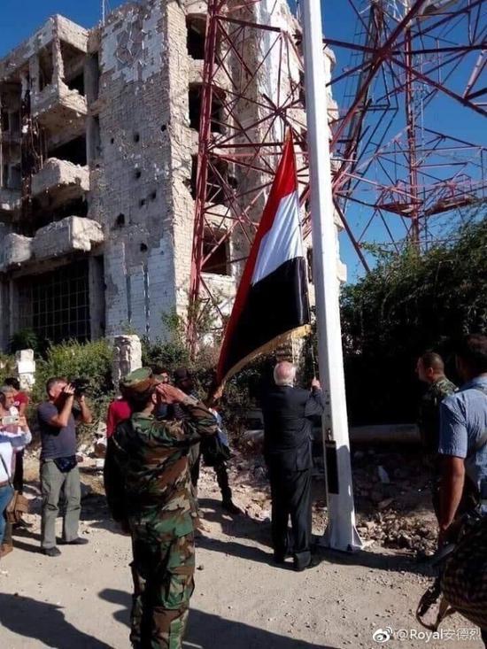 西方拟将白头盔组织撤离叙利亚 曾助美空袭叙政府军