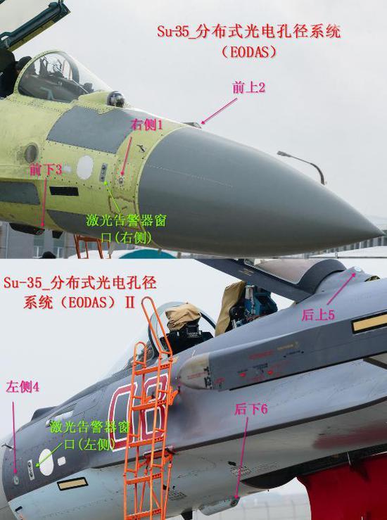 我军苏35拥有一系统 近距格斗可力压三代机也不惧F35
