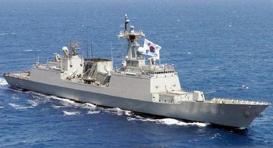 韩国海军除了驱逐舰,也希望拥有航母这类大家伙