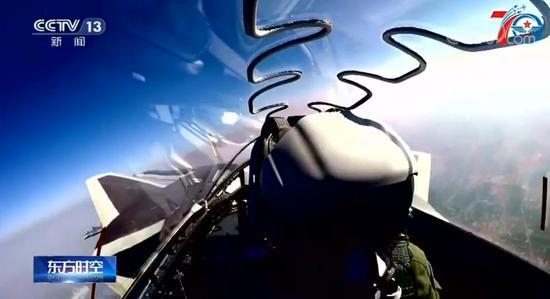 飞行员谈歼20:从内陆到沿海 可以出现在任何地方