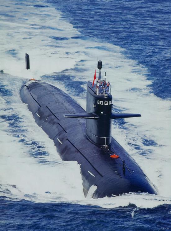 中国核潜艇迎来超级钢:强度比美俄潜艇钢提升200%
