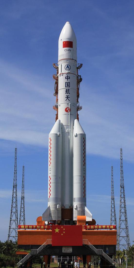 比长征5号更猛的火箭我国还有俩 超级固推世界第一