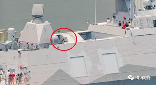 台军隐身导弹艇装上