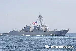 美国开建阿利伯克III型驱逐舰 可同时进行防空反导