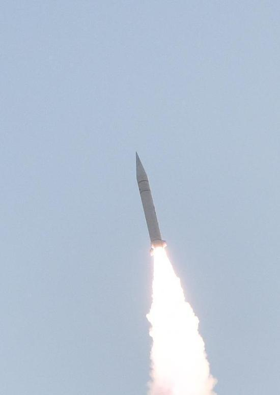 我星空2号超高声速武器最大速度超5马赫 将开发反舰版