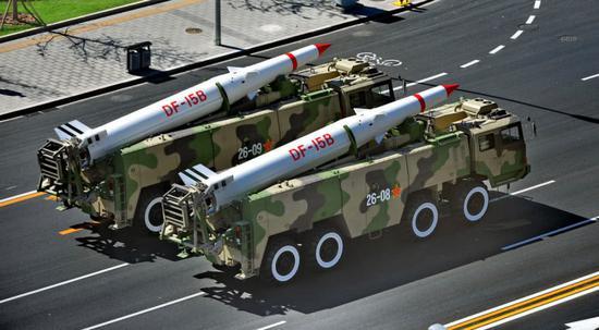 再入机动式弹道导弹