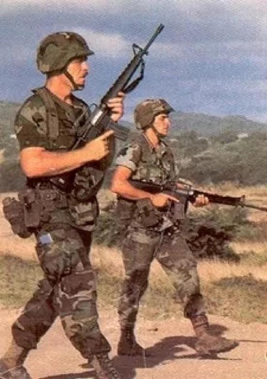 部署在德国的美军