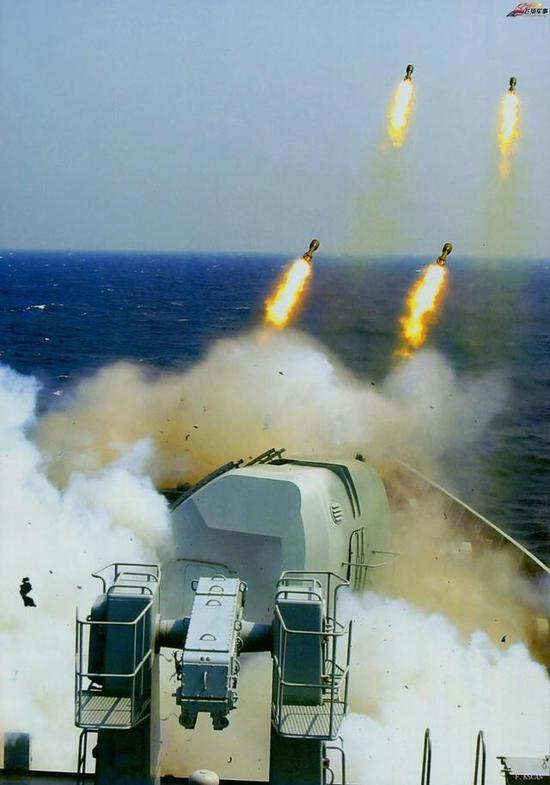 中国改舰比造舰慢几拍 历时五年最强现代级魔改完毕