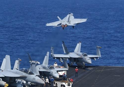 外媒:美军在南海东海显示军力 或加剧地区紧张局势goseas怎么用