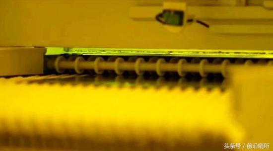 超材料生产线
