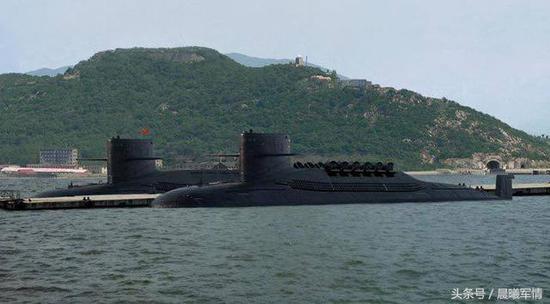 中国核潜艇数量有限,采用碰撞的方式进行反制显然不明智