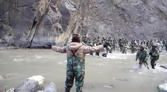 大炮导弹都受不了 印度却把近半兵力集中边境要干嘛