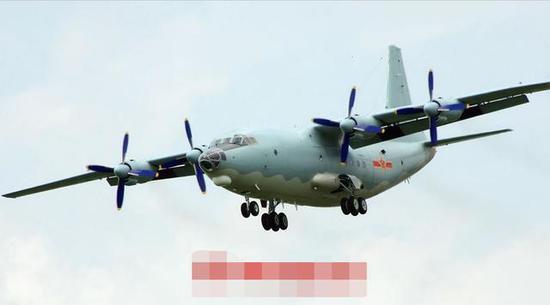 中国的高新3号通信中继飞机