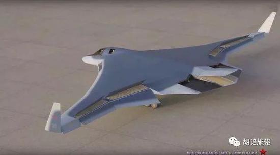▲ 飞翼构型似乎已经成了下一代轰炸机的普世标准