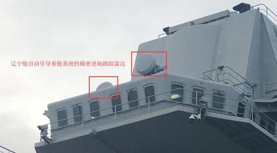 (航母上的自动引导着舰系统也可用于舰载无人机的自主回收)