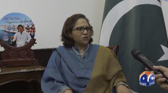 巴基斯坦重申不撤侨:中国拥最好医疗设施 回国治不了