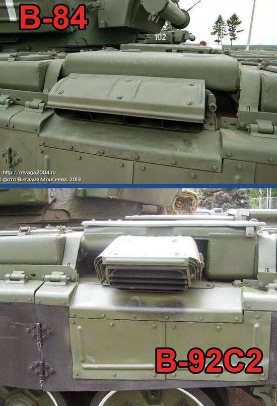 T72系列坦克大盘点:炮塔下面都有条沟 负重轮奇葩