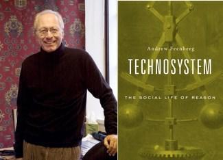 芬伯格教授和他的著作 图自亚马逊