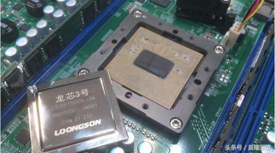 中国军用芯片具有很高的自主化程度
