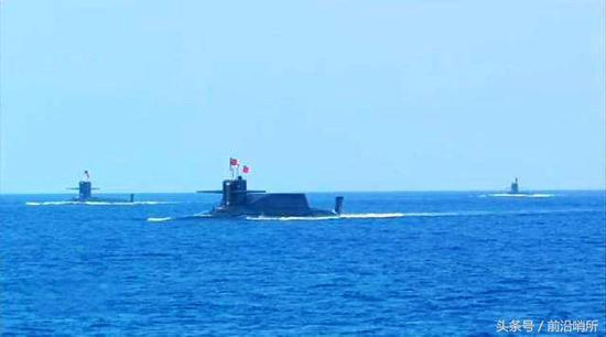 094A型弹道导弹核潜艇