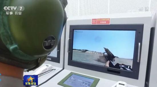 工兵部队的模拟器,出了载具就是一个FPS游戏界面
