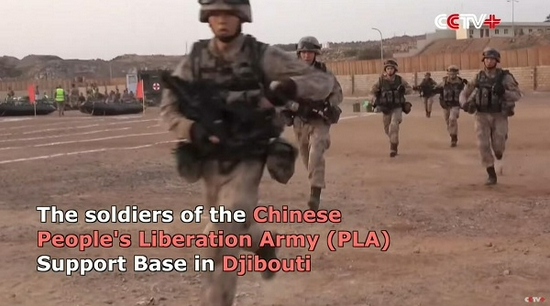 英国学者:中国不会成为超级大国 因为它不愿意打仗
