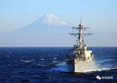 ▲按照計劃,它們接下來就要回到日本水域