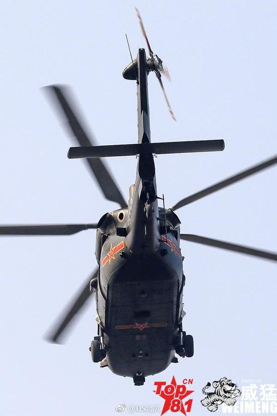 中国直20尾桨为何向左倾斜 可助飞行性能大幅提升