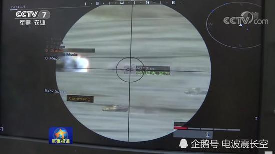 中国陆军新系统曝光 1比1模拟仿真营级规模对战(图)